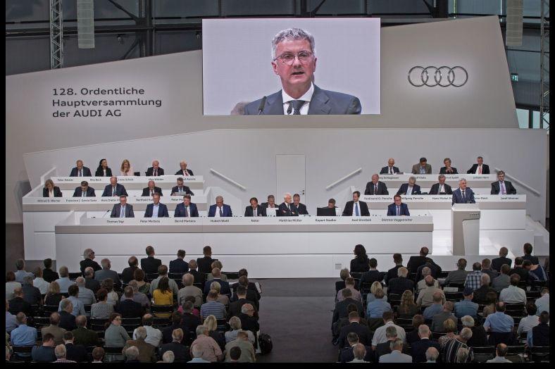 Audi.Vorsprung 2025品牌新策略自電能驅動科技出發