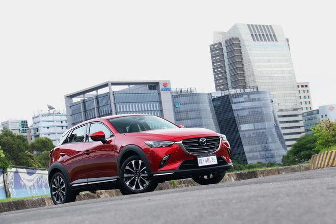 日系魂動小休旅再進化 2019小改款Mazda CX-3 SKY-G 2.0旗艦版試駕