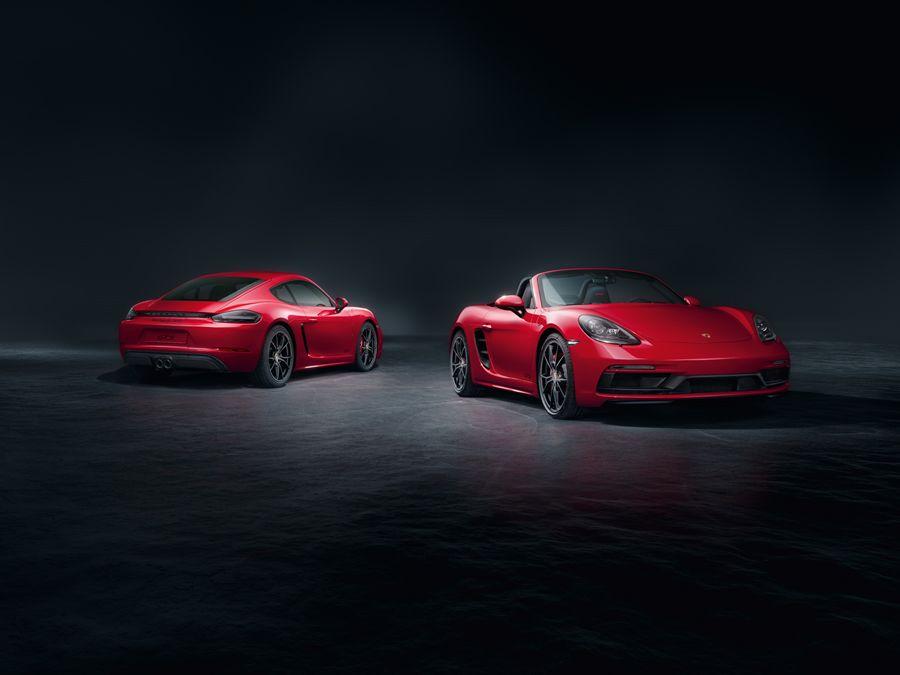 全新Porsche718 Boxster / CaymanGTS車系正式在台登場