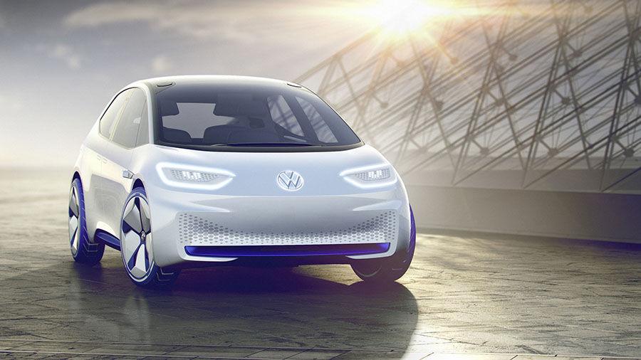 Volkswagen證實I.D.掀背車量產版本與概念車相去不遠!