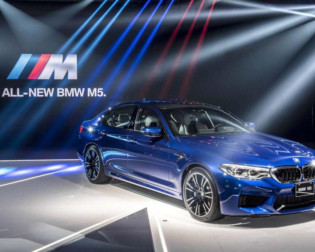 天敵降臨BMW M5