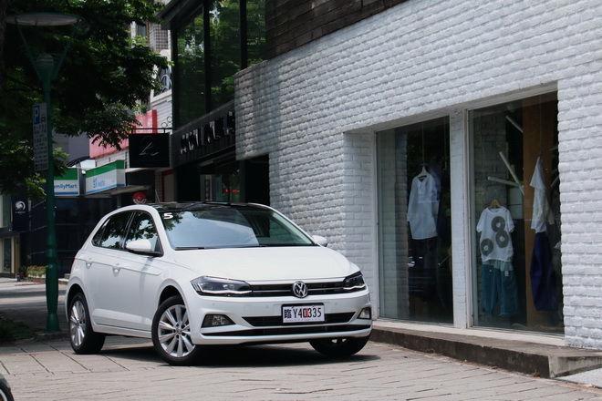 MQB平台加持 車身放大 安全與科技配備倍增 德國潮流掀背車 全新六代VW Polo 230 TSI Comfortline試駕-外觀內裝篇