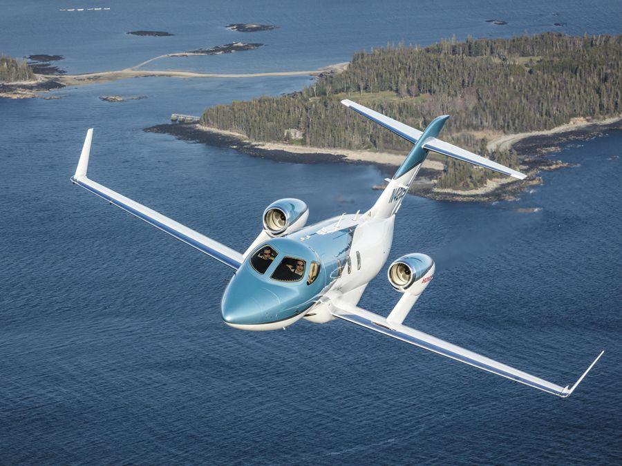 省油又能飛更遠!Hondajet增加Elite機型