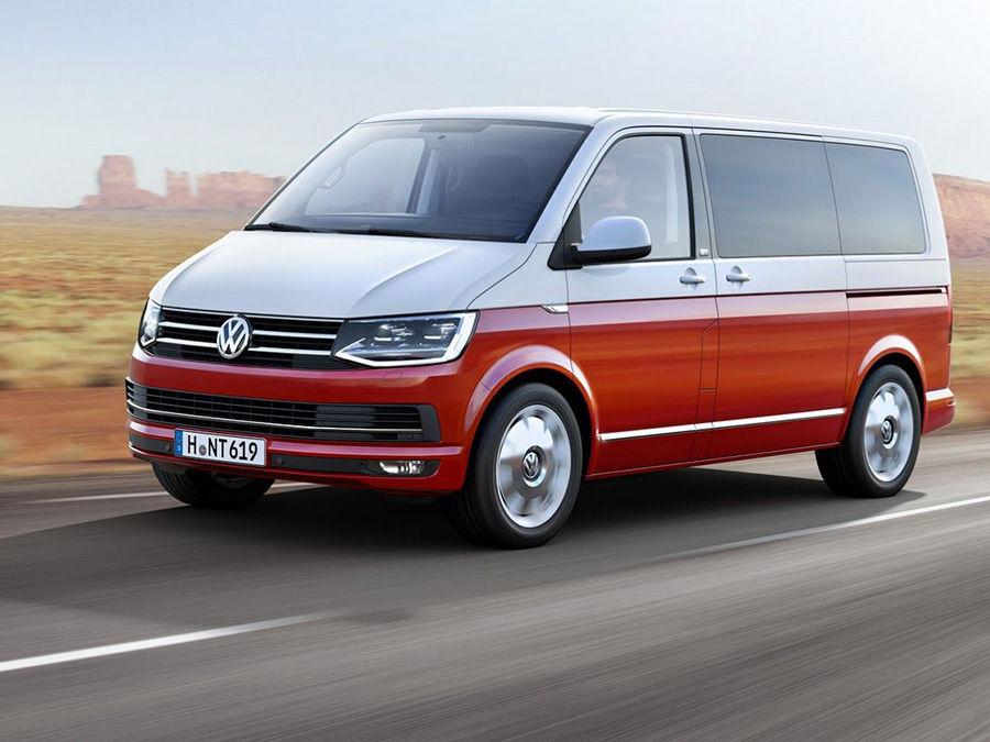 Apple要和VW合作打造自動駕駛車!就是T6 Transporter了!