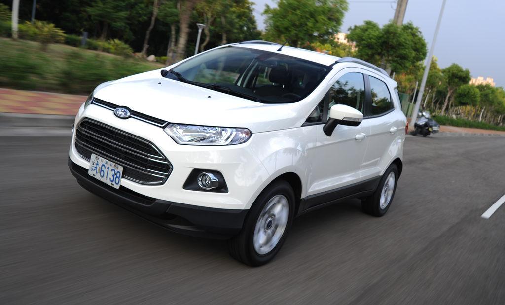 2014年度最佳進口小型Crossover Ford EcoSport