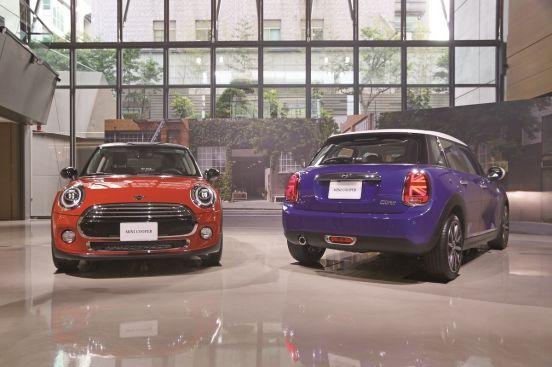 英倫美學風範  Mini Cooper Hatch 3D / 5D