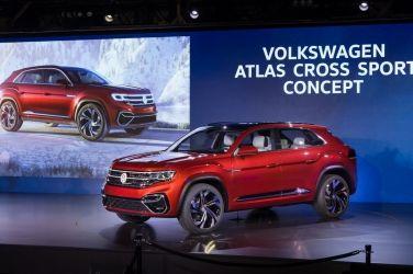 VW Atlas Cross Sport  又一員Hybrid休旅悍將