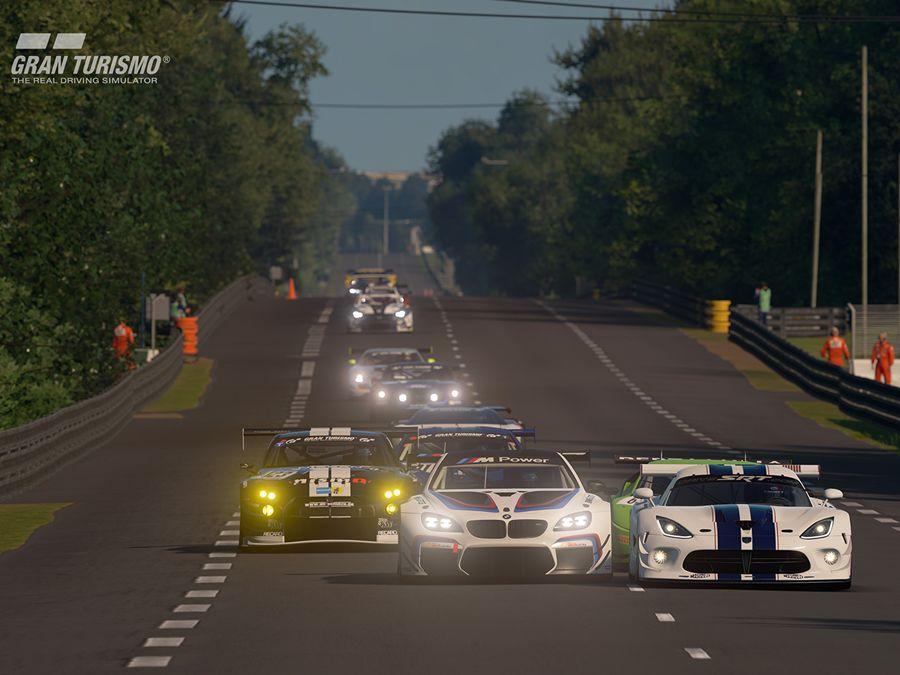 不讓Forza Motorsport 7獨領風騷!Gran Turismo Sport新增利曼賽道與9款新車