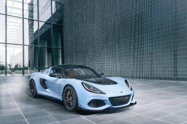 公道使用更加便利 Lotus Exige Sport 410