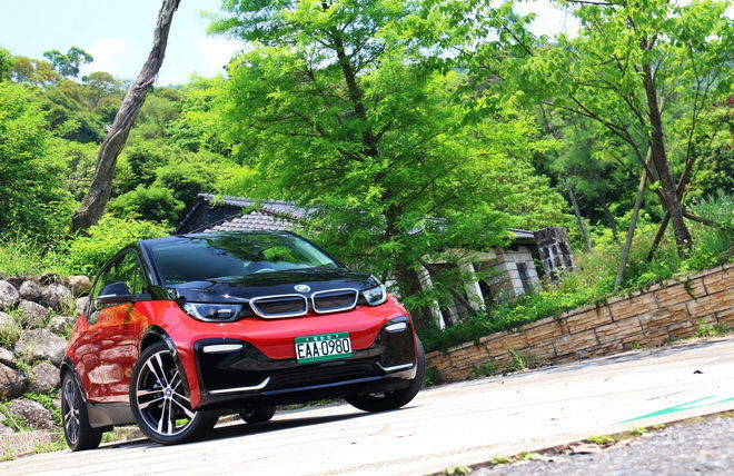電力性能小將 BMW小改款 i3s試駕
