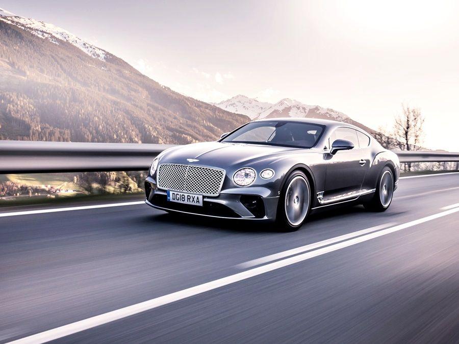 第三代Bentley Continental GT南台灣首次公開亮相