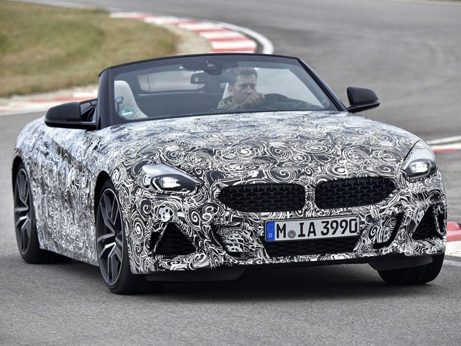 非花拳繡腿!BMW宣告全新Z4以純種敞篷跑車身分自居!