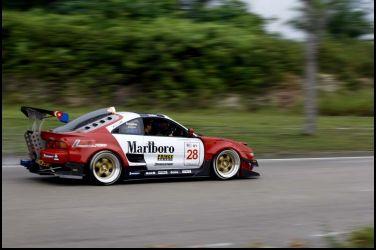Marlboro Toyota MR2魅影回歸(上)經典90賽車