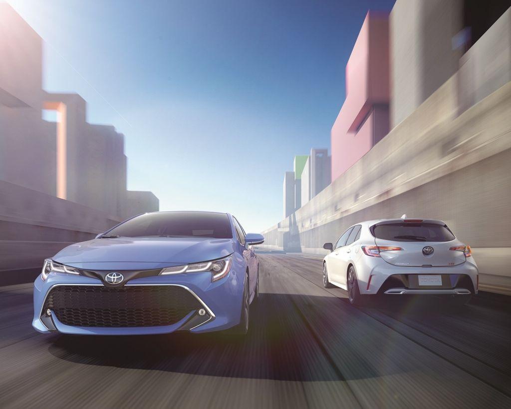 2018下半年熱門新車專題連載:Toyota Auris 掀背重砲降臨 (7-1)