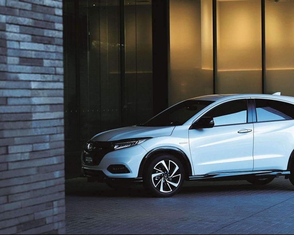 2018下半年熱門新車專題連載:Honda HR-V小改款 人氣跨界再進化 (7-2)