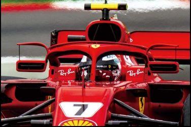 FIA認證的後視鏡的支架 正式升級為空力元件?