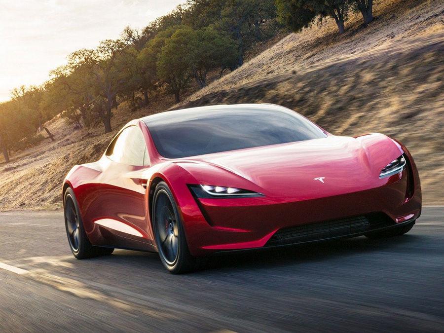 2秒破百加速只是基本!Tesla Roadster還有「SpaceX」火箭科技升級!