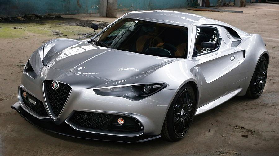 簡直能直接量產!義大利車體廠揭露次世代Alfa 4C的可能面貌!