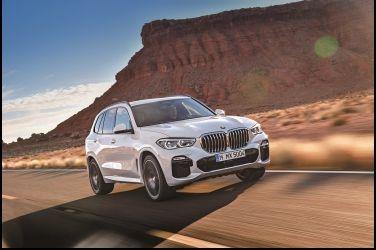 設立新標準  大改款BMW X5終於發表了!!!