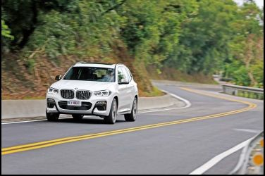 向下修正BMW M Performance Automobiles(X3 M40i篇)