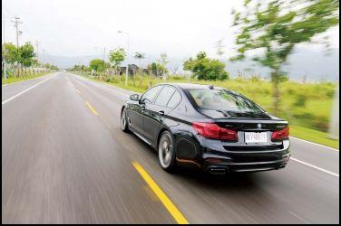 向下修正BMW M Performance Automobiles(M550i篇)