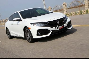 10代Civic二哥登場2018 Honda Civic Si Coupe