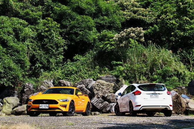引擎界的明星 EcoBoost注入 Ford Focus黑潮特仕版 & Mustang 2.3L試駕