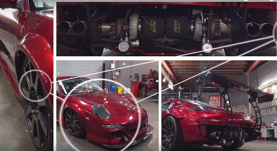 超帥雙渦輪Porsche Boxster卻有個超自私的座椅!