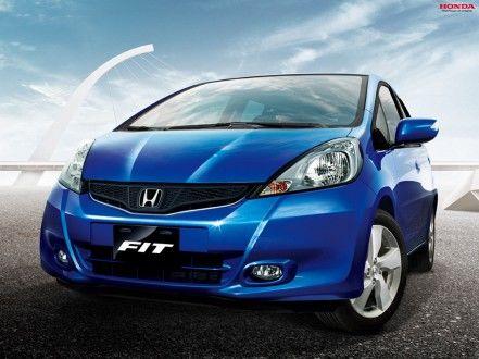 2014年度最佳國產小型車-Honda Fit