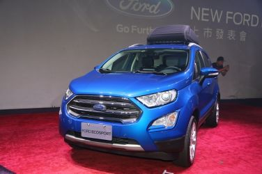 1.0L EcoBoost小渦輪入替!Ford EcoSport