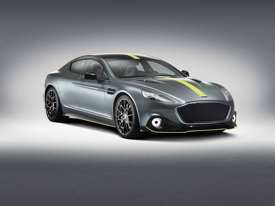 Aston Martin推出Rapide AMR四門GT跑車