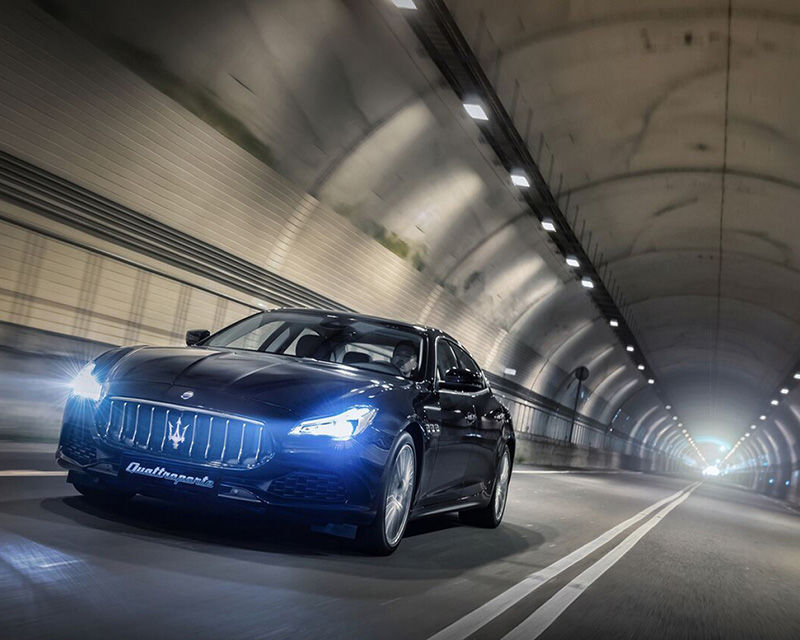 2018年式Maserati Quattroporte Veloce限量登場