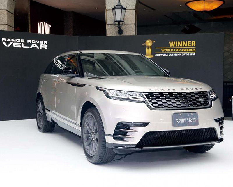 揭開神秘面紗 Land Rover Range Rover Velar