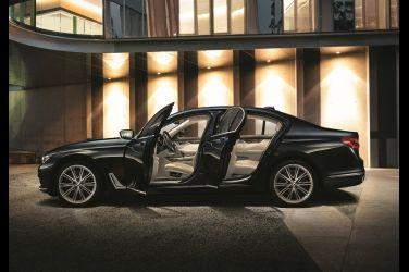 全新BMW大7系列創新旗艦版領航上市!