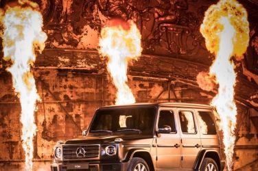 Mercedes-Benz G-Class 席捲全球流行文化圈