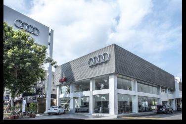 Audi 北投展示中心 即日起正式營運