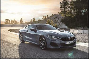 全新BMW 8 Series Coupe實車照、規格釋出  它沒有S-Class Coupe那麼大!