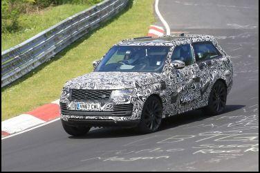 向經典致敬Range Rover SV Coupe