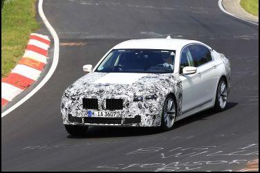 高還要更高BMW 7 Series