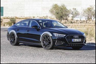Audi RS7 Sportback最大輸出將有650hp