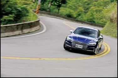 二軍情仇Audi S5 Sportback