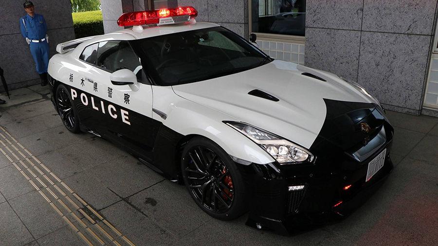 原來是民眾捐的!日本栃木縣警方的Nissan GT-R入手祕辛!