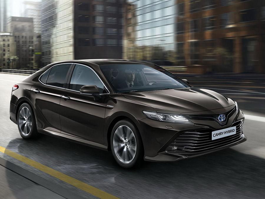 八代Toyota Camry將重返歐洲市場!