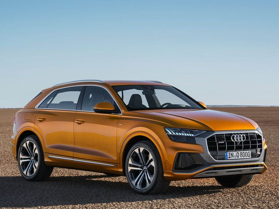 Audi RS Q8動力規格大預測 極可能搭載4.0升V8雙渦輪油電動力!
