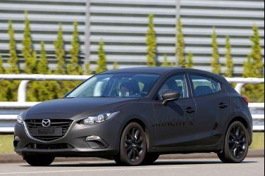 全新Mazda 3兩大絕招-SPCCI、Skyactiv-Vehicle Architecture日本MINE試車場初體驗(三)