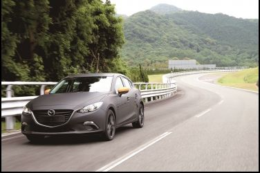 全新Mazda 3兩大絕招-SPCCI、Skyactiv-Vehicle Architecture日本MINE試車場初體驗(一)