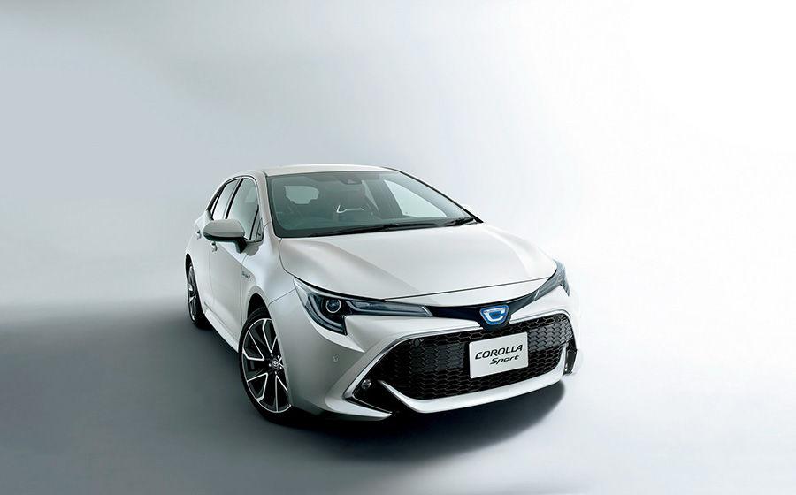 日規Toyota Auris(Corolla Sport)掛Turbo還有Hybrid油電動力!