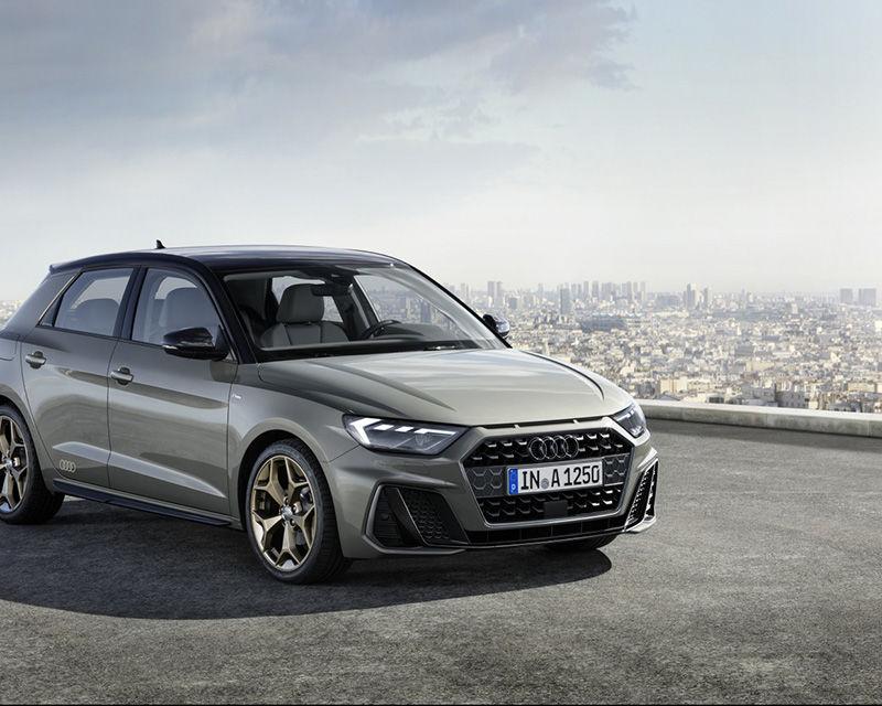 全新世代The new Audi A1 Sportback第四季引進歐洲市場