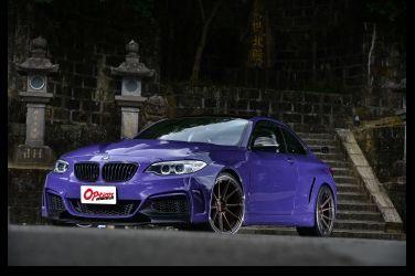 亞洲最強大老二誕生(上)  BMW M235i by Epd x CS Racing