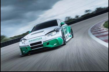 Formula E技術轉移 電動版Audi RS3 1200hp掛帥